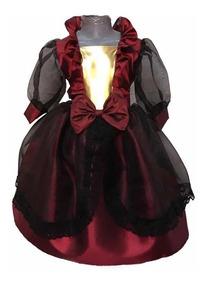 Vestido Catrina Nina Disfraces Recuerdos Cotillón Y
