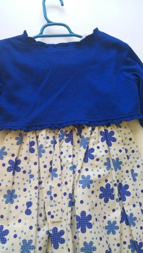 26fa9c3f1 Vestido Chersi Niña