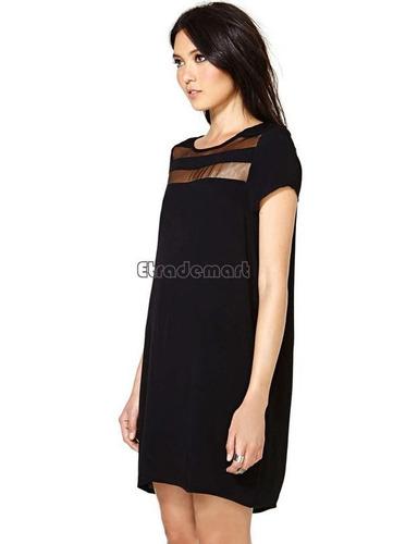 vestido chiffon vintage importado pronta entrega
