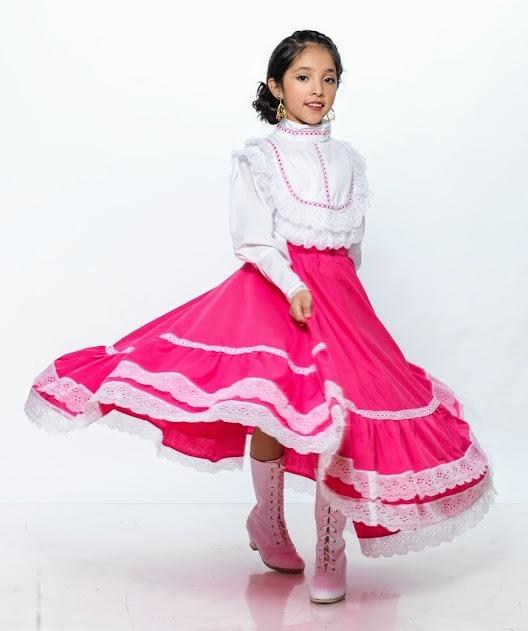 Asombroso Vestido De Fiesta De Pueblo Libre Ideas Ornamento ...
