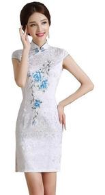 más popular profesional linda Lote De Vestidos Chinos en Mercado Libre México