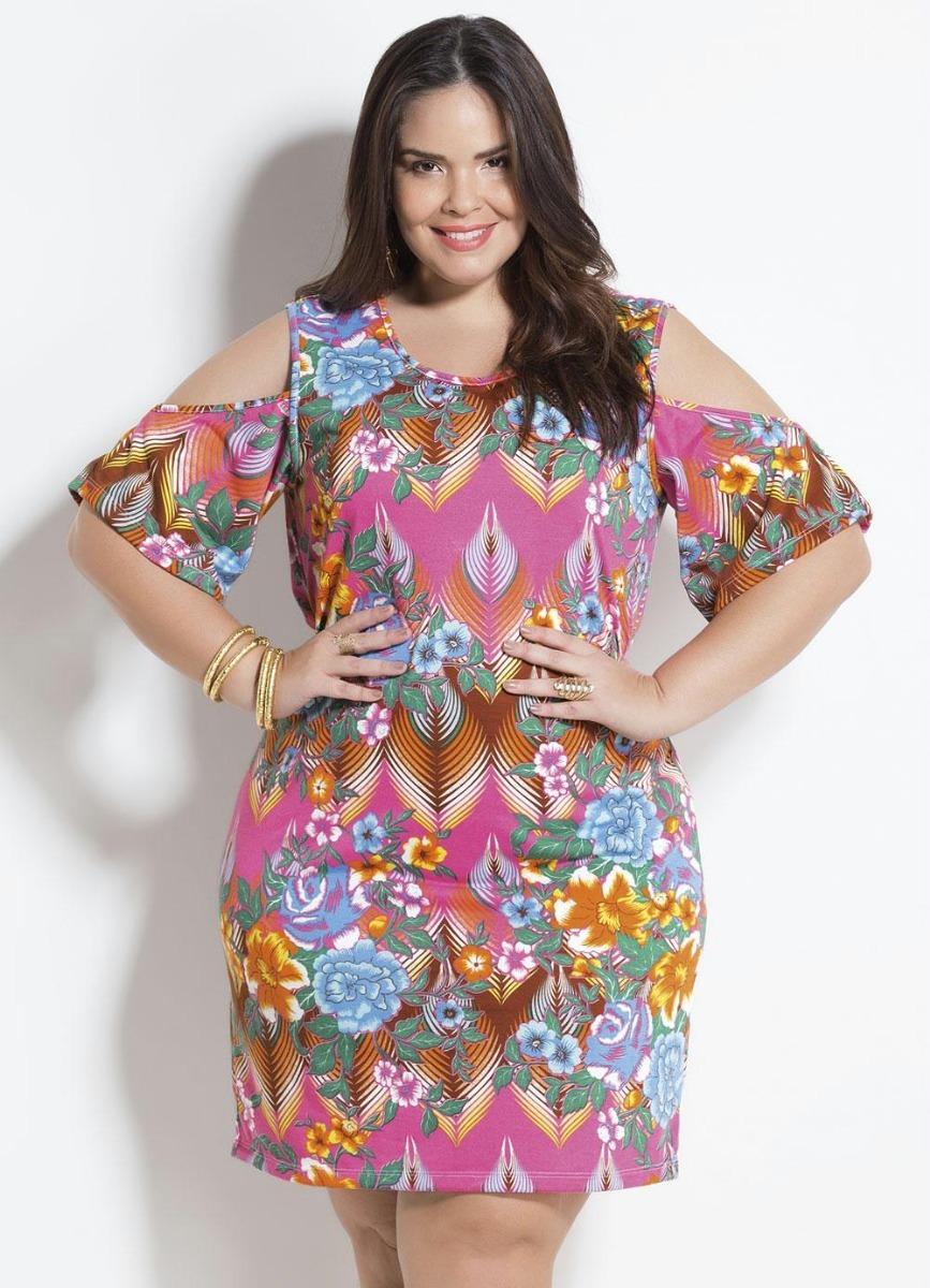 98dbb8d7a vestido ciganinha cigana soltinho plus size moda verão 2017! Carregando  zoom.