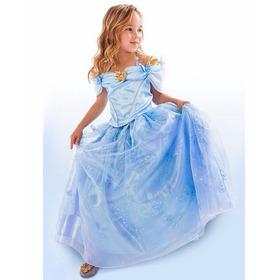 Vestido Cinderela - Sob Encomenda