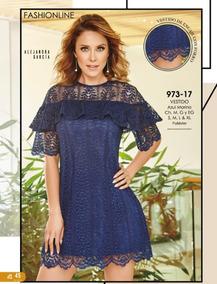 a1f8ce8f Vestidos Cklass Azul - Vestidos en Mercado Libre México