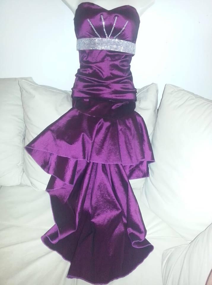 Vestido Coctel Fiesta Matrimonio 15 Años - Bs. 2.000.000,00 en ...