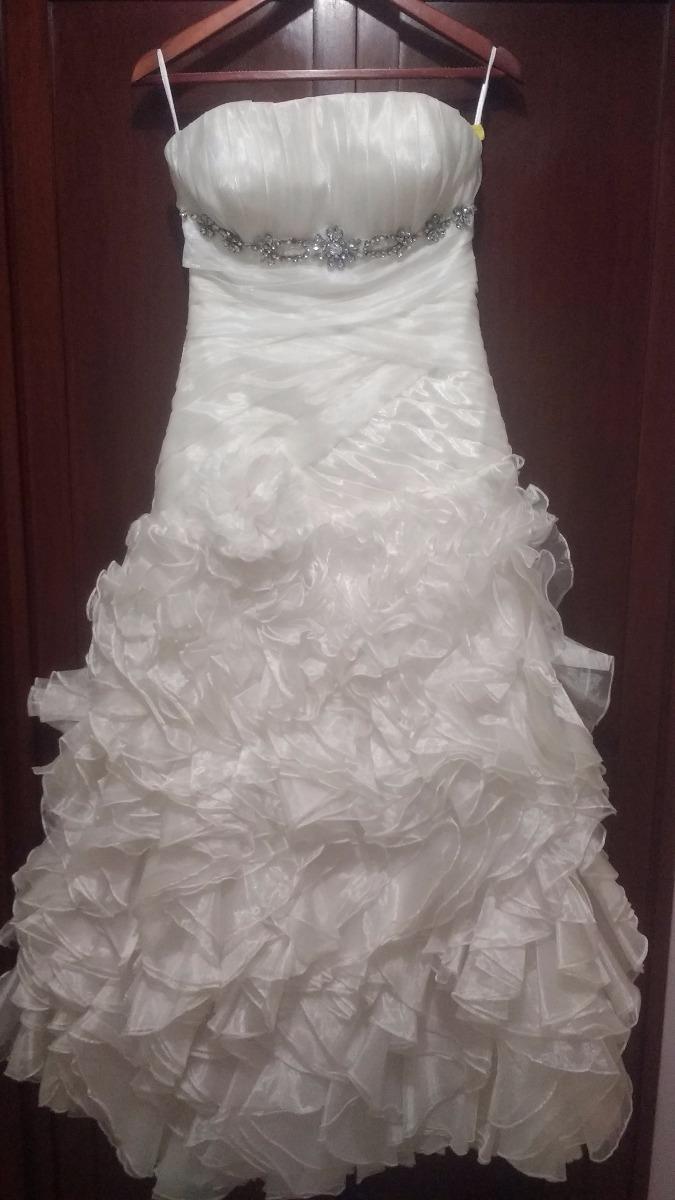 Vestidos para bodas color perla
