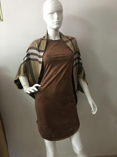 vestido color vino