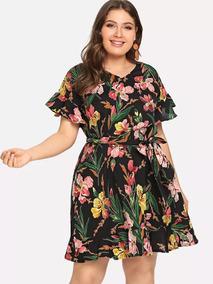 fbaf01d1ed Vestidos Talla 3xl Y 4xl - Vestidos Casuales de Mujer en Mercado ...