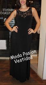 0c02839bd Vestido Con Tajo Sencillo Todos Los Talles Moda Pasion. 2 colores.   3.499. Envío  gratis