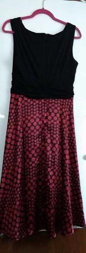 vestido connected seminuevo