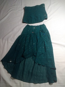 1895f0d10 Falda Tubo Con Bolsillo - Vestidos Verde en Mercado Libre Venezuela