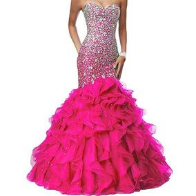 b1d47c324 Vestido De Sirena Para Niña - Vestidos en Mercado Libre México