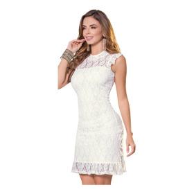 Vestido Corto Adulto Femenino 69583