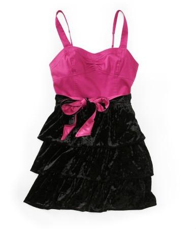 vestido corto aéropostale