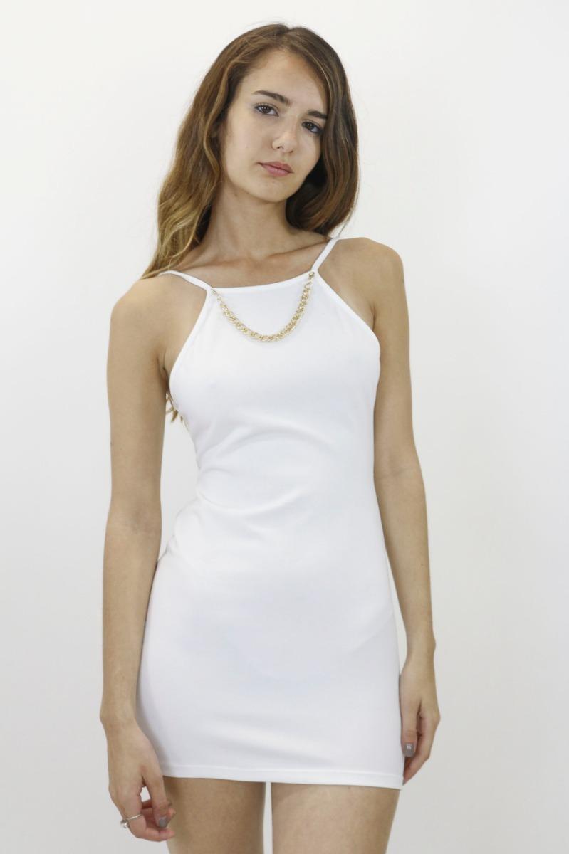 d4d143252 vestido corto ajustado collar moño verano mujer ss19. Cargando zoom.