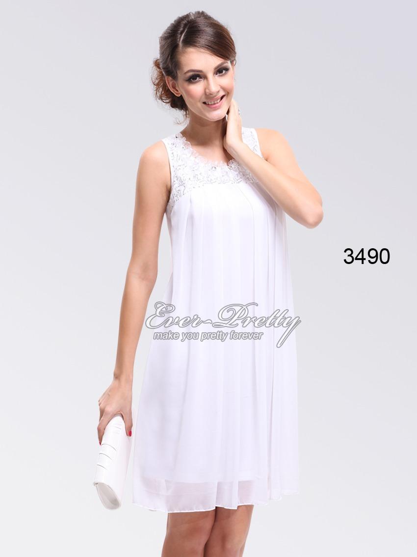 be530dcecf vestido corto blanco de gasa 2xl. Cargando zoom.