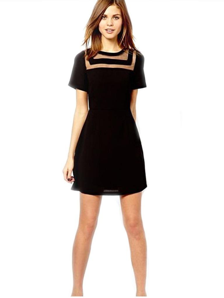 Tipos de vestidos cortos casuales