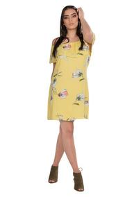 2771a7f69fb5 Vestidos Amarillos Cortos Jalisco Casuales Mujer - Vestidos de Mujer ...