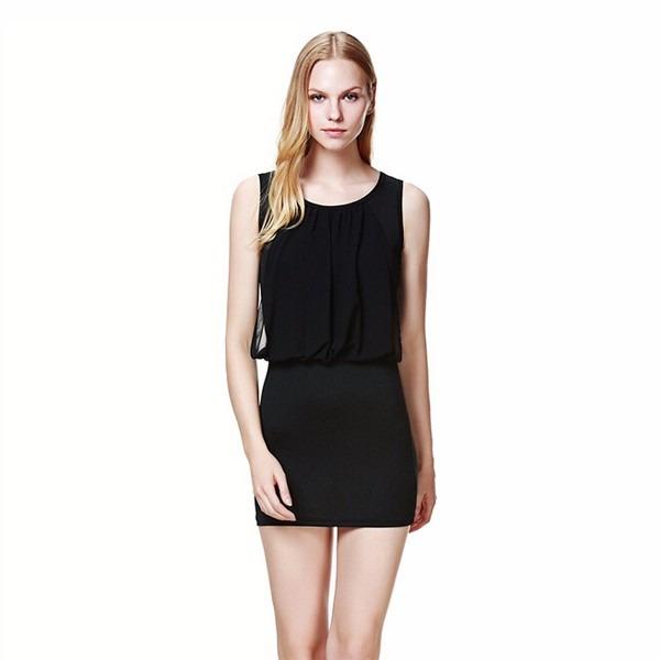 Vestido Corto Dama Moda Primavera Juvenil Coqueto Casual - U S 44.00 ... f15c092f61d7