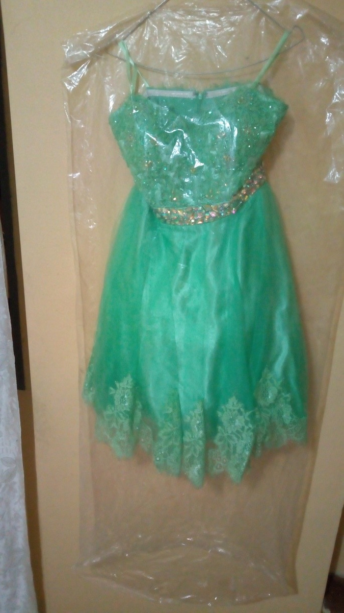 Vestidos de 15 að³â±os color verde agua marina