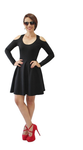 vestido corto de fiesta sexy  casual moderno juvenil  203