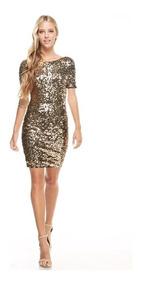 venta en línea belleza bueno Vestidos Para Boda Dia - Vestidos de Mujer Corto Dorado ...