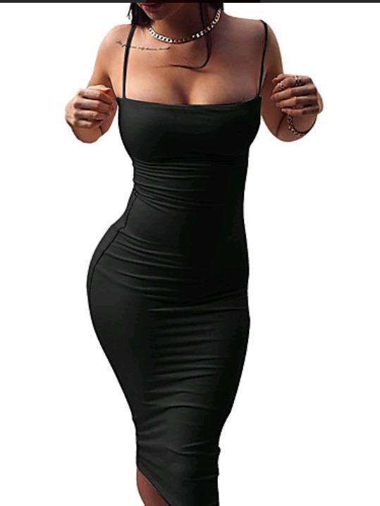 Vestidos cortos y ajustados al cuerpo