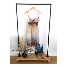 Vestido Corto De Seda Bcbg - Traido De Usa !!!! Impecable