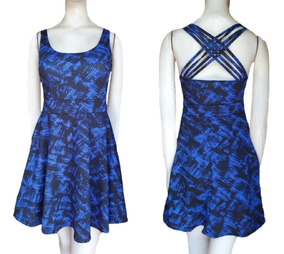 Azul Vestidos Argentina Crep Mercado Libre En ebHIW29EYD