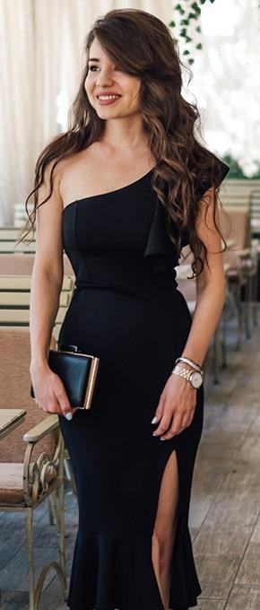 Vestidos cortos elegantes graduacion