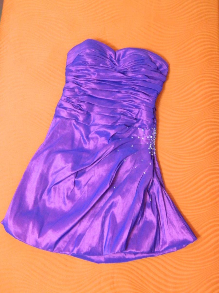 Vestido Corto Festivo Tipo Coctel Para Adolescentes - Bs. 2.600.000 ...