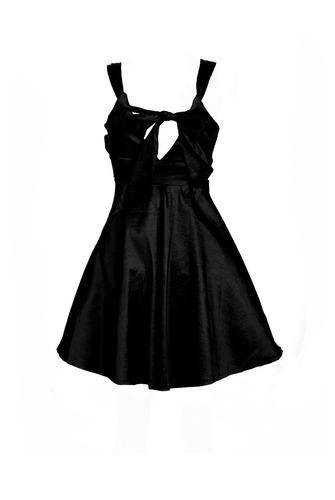 vestido corto fiesta