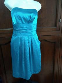 e63ea6d02fc Vestidos De Damas Boda Azul Turquesa - Vestidos de Mujer Corto Usado ...