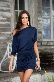 RebajasVestidos Azul Fiesta En De Mujer Corto Vestido f76yvYgmIb