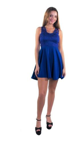 vestido corto fiesta modelo gloss brishka
