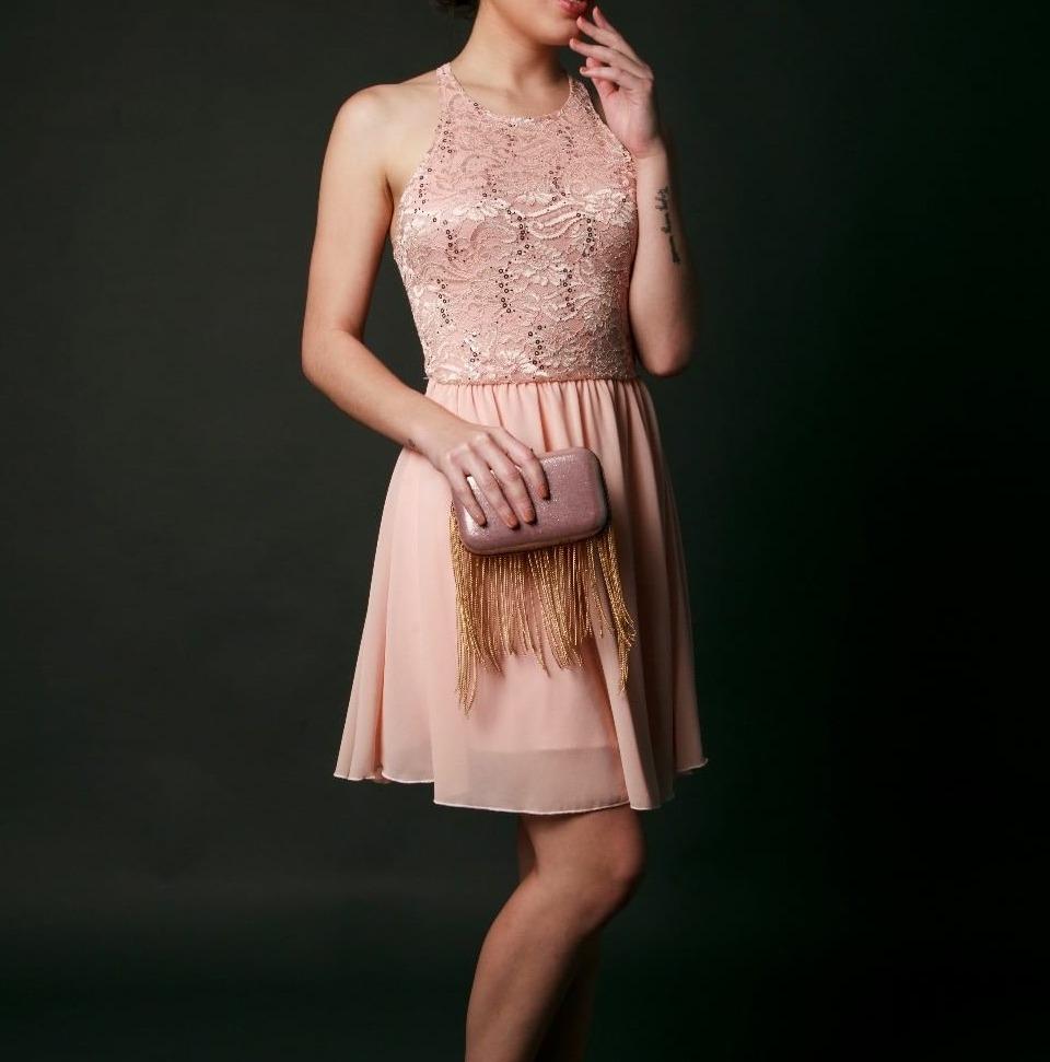 Vestidos de fiesta rosa viejo