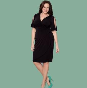 Vestidos cortos elegantes 2014