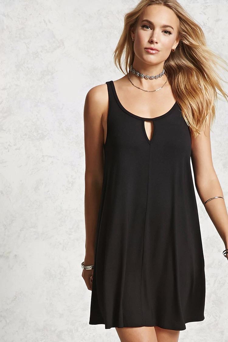 Vestidos basicos de verano