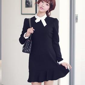 894ffffe1 Vestido De Coctel Elegante Corto Coreanas - Vestidos en Mercado ...