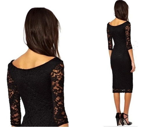 vestido corto gala - fiesta - noche elbauldecorina 010117