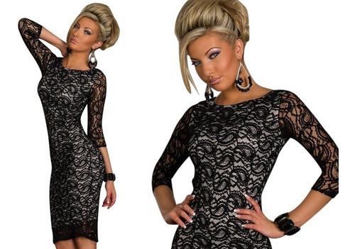 vestido corto gala- fiesta - oficina elbauldecorina 010114