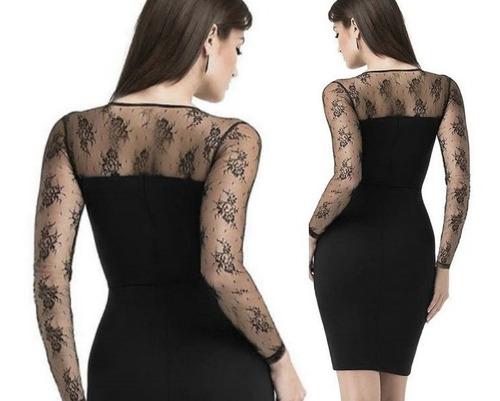 vestido corto gala - noche - fiesta elbauldecorina 010134