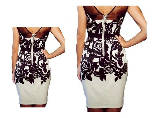 vestido corto gala - noche - oficina elbauldecorina 010124