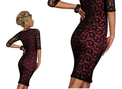 vestido corto gala - oficina - noche elbauldecorina 010115