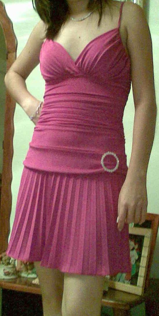Vestido Corto Juvenil Dama Talla S Marca Capricho Perfecto - Bs ...