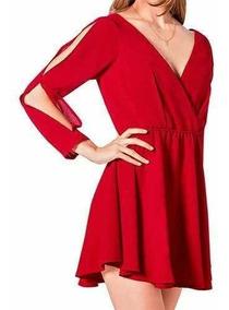 f9001e64ca89 Vestidos Cortos Romanticos - Vestidos de Mujer Casual Corto L en ...