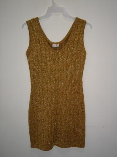 vestido corto marca forfeit    maa.