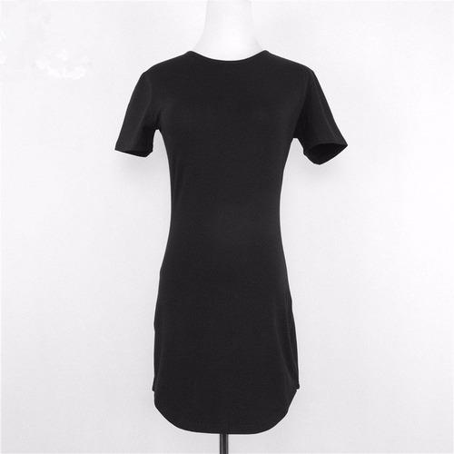 vestido corto moderno sensual y sexy para mujer fiestas 5111