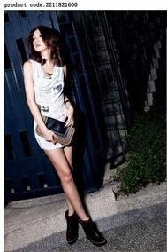 b871d3521ce3 Vestido Corto Mujer Casual Juvenil Sexy Moda Escote Lindo