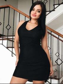 02aa53c1d3a Vestidos Cortos Informales Muy Lindos - Vestidos de Mujer en Mercado ...